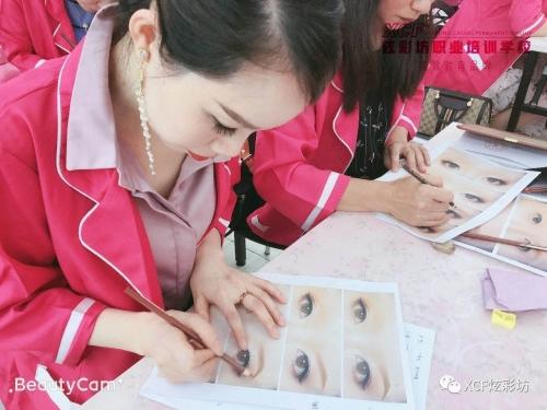 """将""""专业""""进行到底:XCF炫彩坊美容职业培训学校·广西校区盛大开业"""